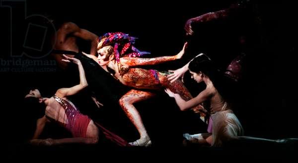 Firebird – ballet by Igor Stravinsky