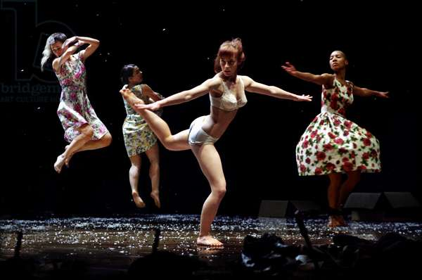 Fabulous Beast Dance Theatre in The  Rite of Spring