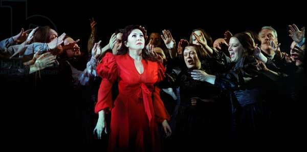 Eugene Onegin – opera by Tchaikovsky