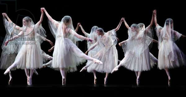 Giselle performed by the Royal Ballet