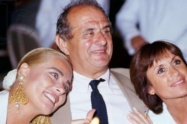Margaux Hemingway, Paul Bocuse, Daniele Evenou