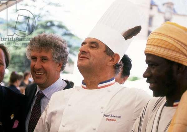 Chef Paul Bocuse (photo)