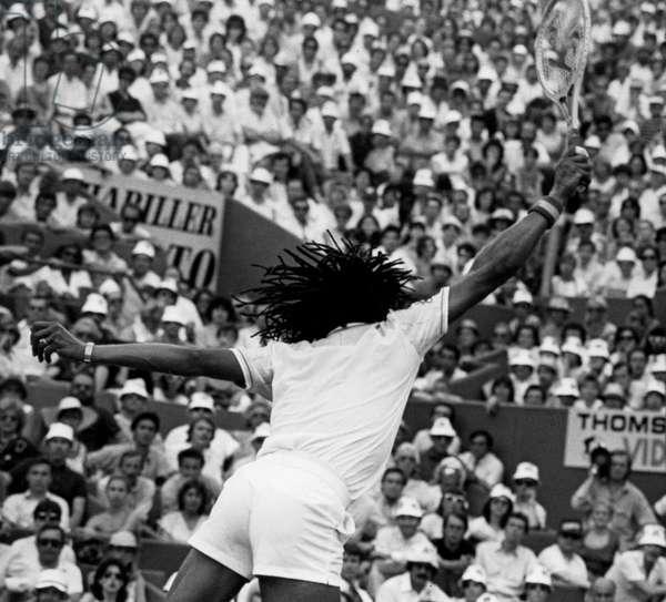 Yannick Noah Winner Roland Garros