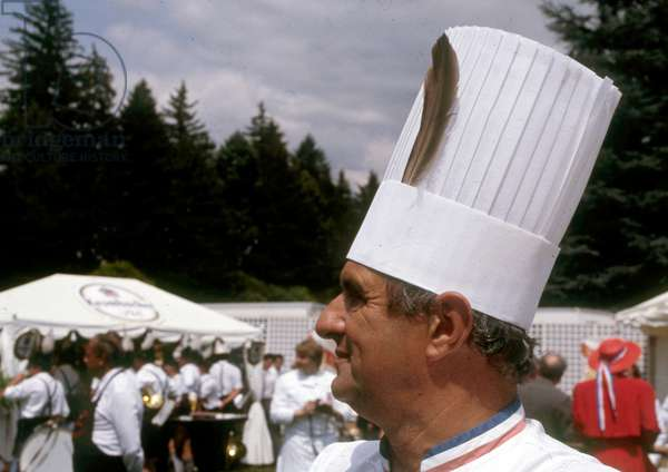 French Chef Paul Bocuse