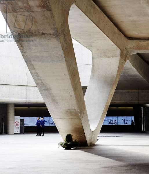 DDP - Dongdaemun Design Plaza (Zaha Hadid) 2014