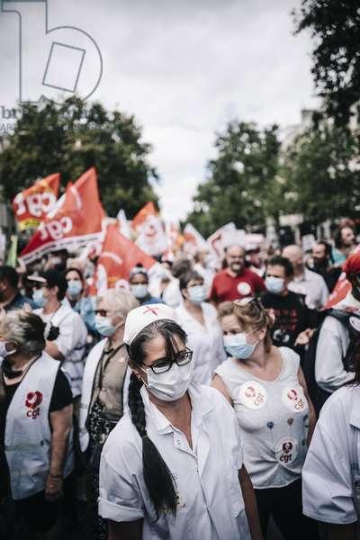 Manifestation du 14 juillet