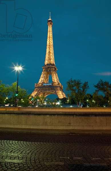 Eiffel Tower 2008