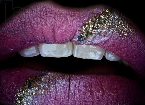 Mouth, lips