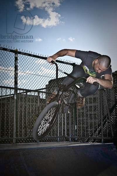 Bmx (Bicycle motocross)