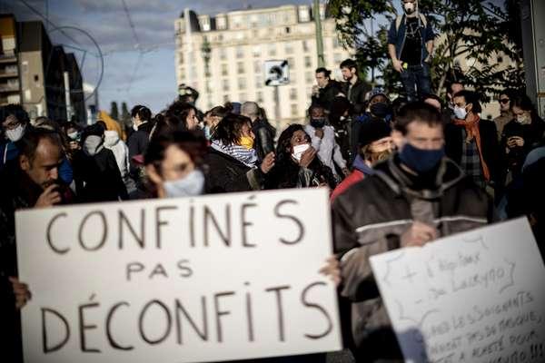 Manifestation 11 avril 2020