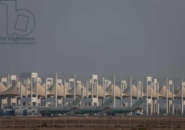 Jeddah Airport Hajj, Saudi Arabia (photo)