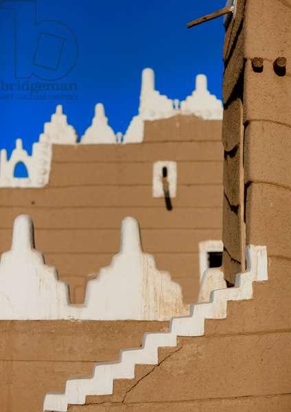 Najran Mud Fort, Saudi Arabia (photo)
