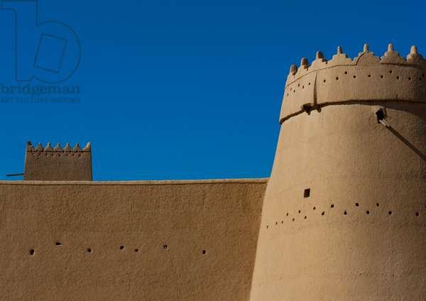 Musmak Fort, Riyadh, Saudi Arabia (photo)