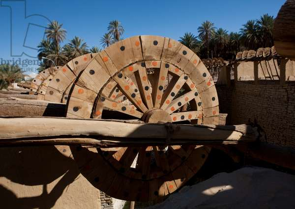 Haddaj Well in Teyma, Saudi Arabia (photo)