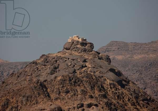 Najran Old Fort, Saudi Arabia (photo)