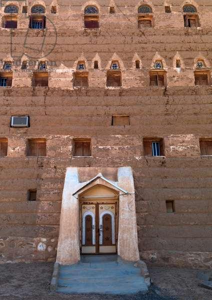 Al Aan Palace in Najran, Asir, Saudi Arabia (photo)