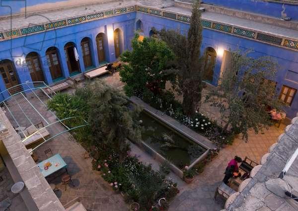 Dibai Heritage House Guesthouse, Isfahan Province, Isfahan, Iran, 2015 (photo)