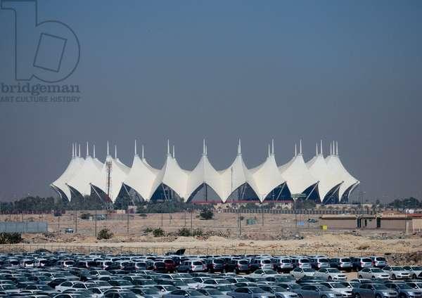 Riyadh Stadium, Saudi Arabia (photo)