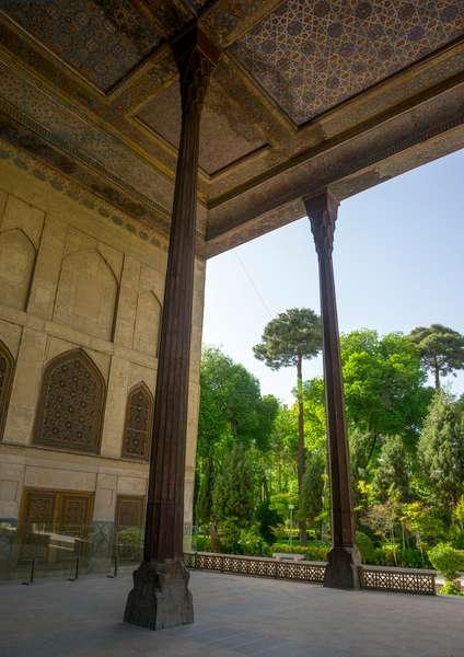Hasht Behesht Palace , Isfahan Province, Isfahan, Iran, 2015 (photo)