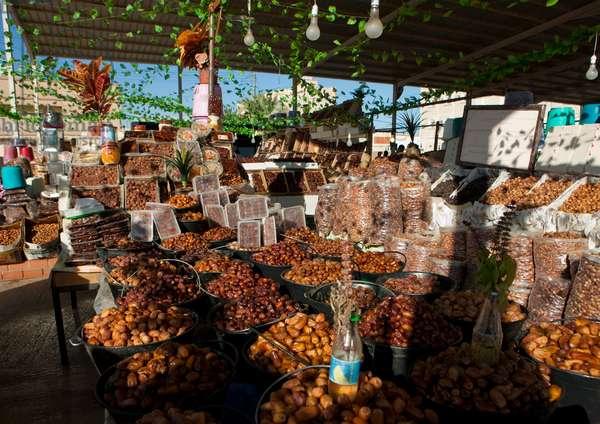 Dates Market, Sakakah, Al Jawf Province, Saudi Arabia (photo)