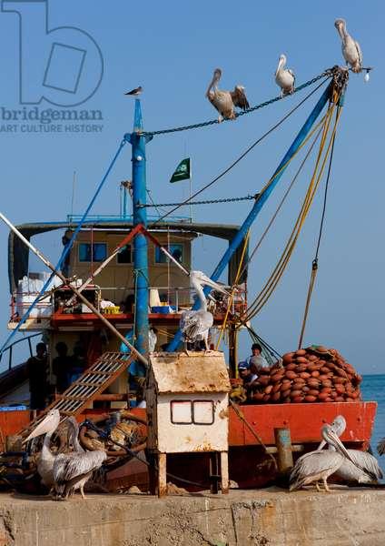 Jizan Port, Saudi Arabia (photo)