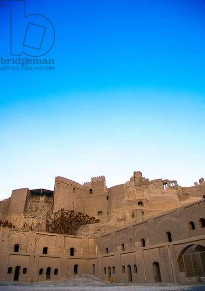The Old Citadel Of Arg-é Bam, Kerman Province, Bam, Iran, 2016 (photo)