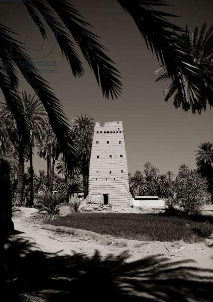 Najran Style Architecture, Saudi Arabia (photo)