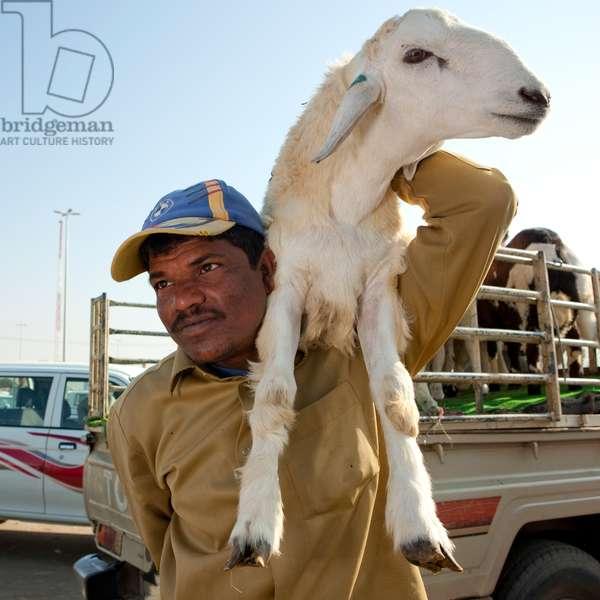 Najran Market , Saudi Arabia (photo)