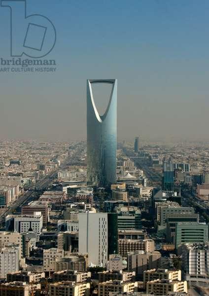 Kingdom Center, Riyadh, Saudi Arabia (photo)