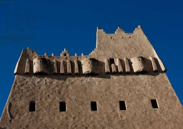 Riyadh Old Fort, Saudi Arabia (photo)