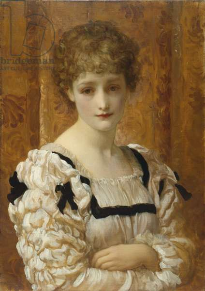 Bianca, c.1881 (oil on canvas)