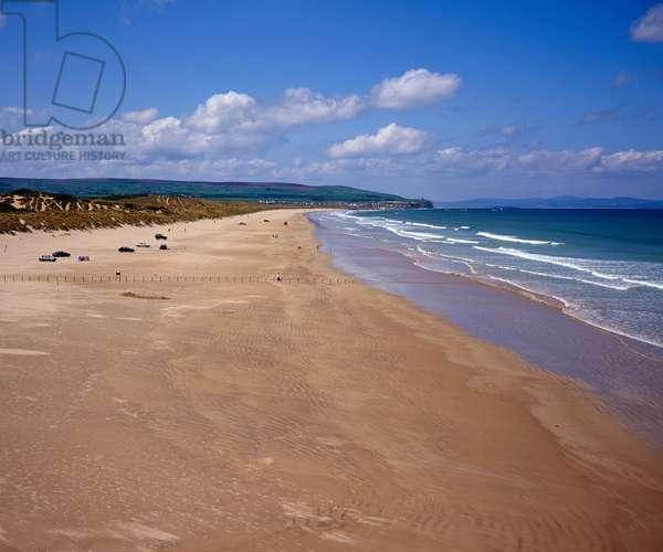 Portstewart Strand, North Antrim Coast, Northern Ireland (photo)