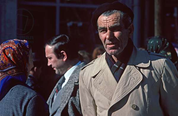 Sarajevo Muslim man in former Yugoslavia