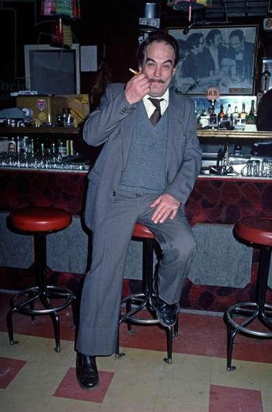 Sarayevo bar in former Yugoslavia
