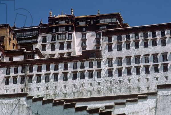 Potala Palace, Lhasa (photo)