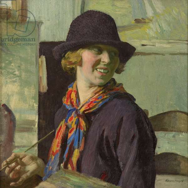 Self Portrait, c 1921