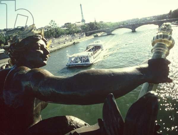 Pont Alexandre III, Paris (photo)