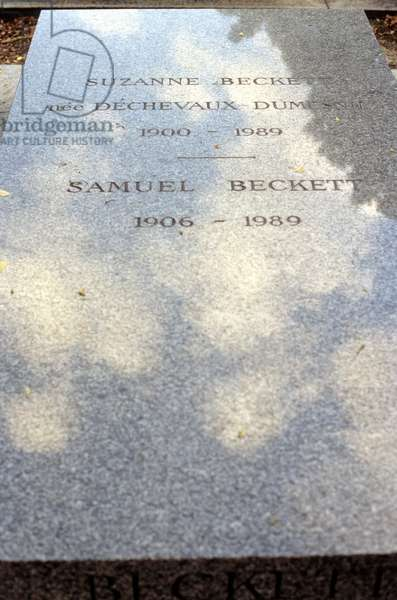 Tomb of Samuel Beckett