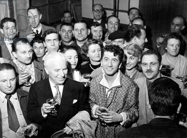 Gelin et Chaplin