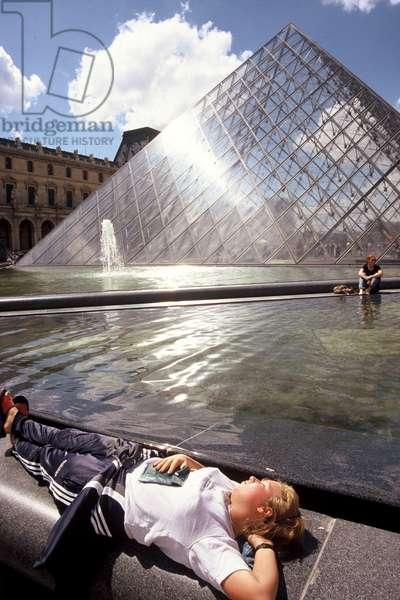 Louvre, Paris, France (photo)