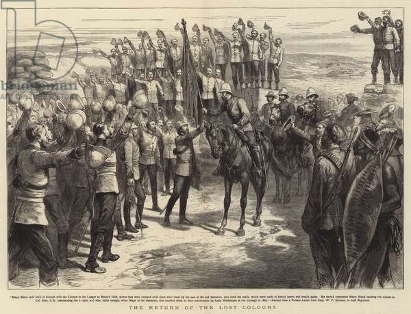 The Return of the Lost Colours (engraving)