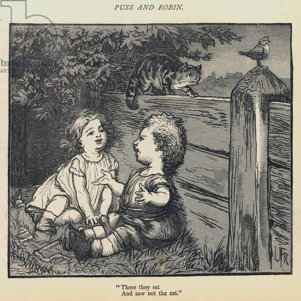 Puss and Robin (engraving)