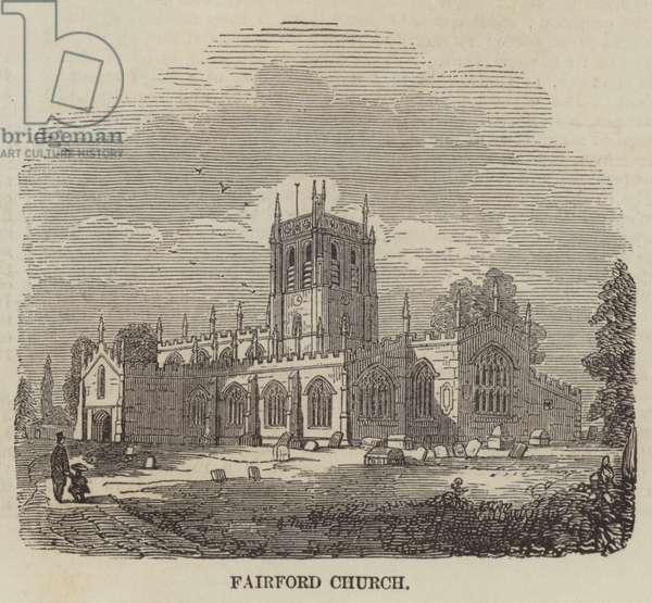 Fairford Church (engraving)