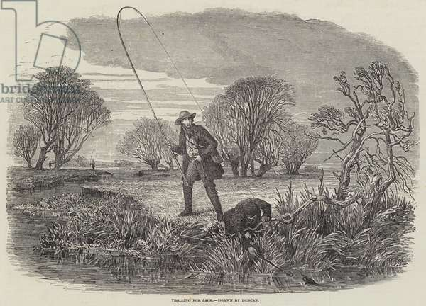 Trolling for Jack (engraving)