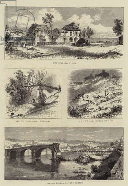 Sketches in France (engraving)
