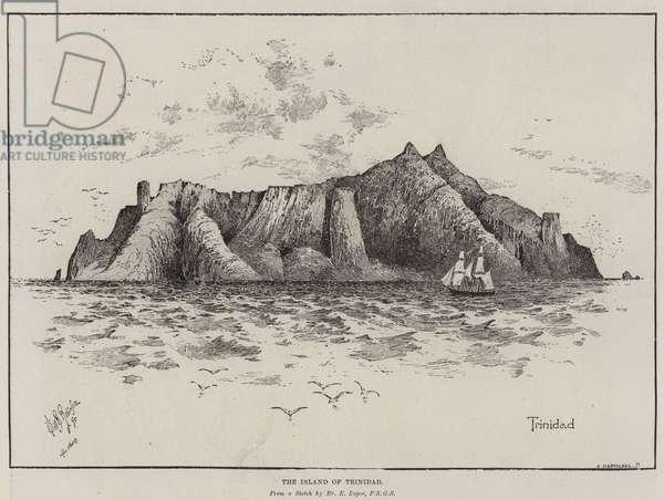 The Island of Trinidad (engraving)