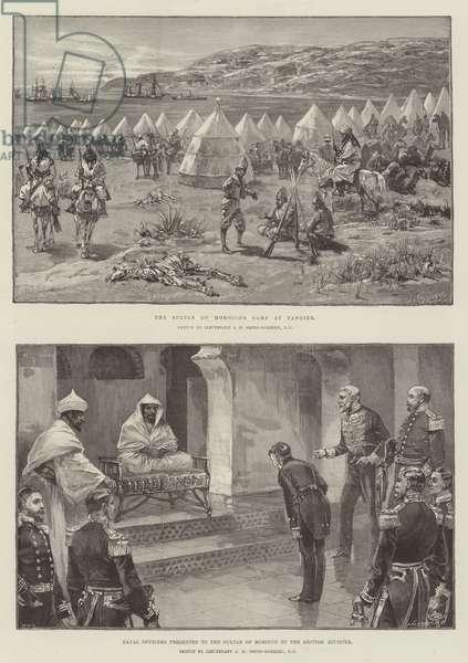 Sketches of Morocco (engraving)