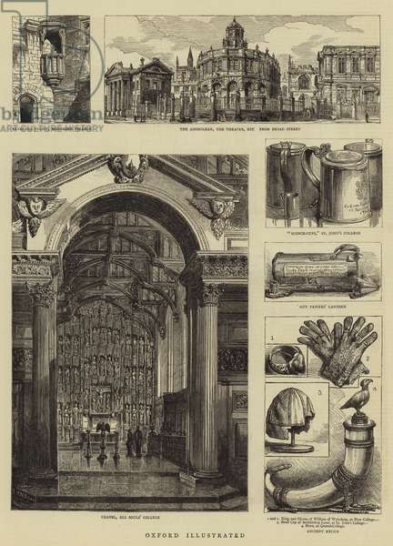 Oxford Illustrated (engraving)