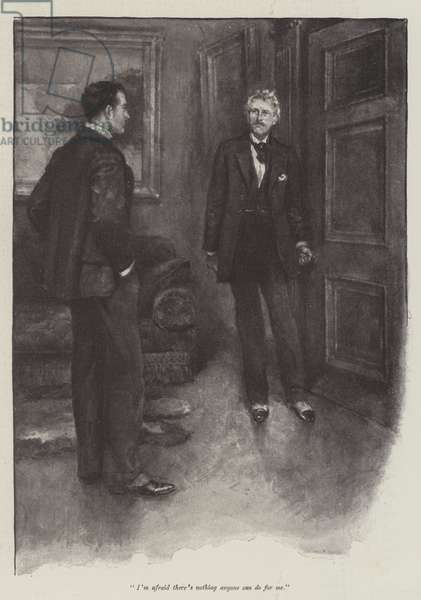 The Other House, by Henry James (litho)