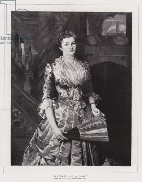 Portrait of a Lady (engraving)